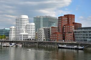 Dusseldorf Medienhafen