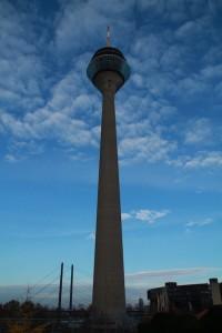 Dusseldorf Rheinturm