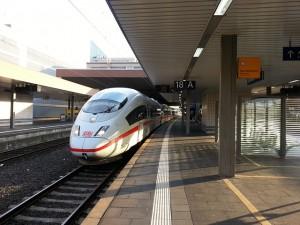 Trein Düsseldorf
