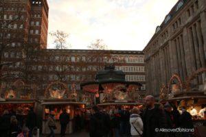 Kerstmarkt Heinrich Heine Platz